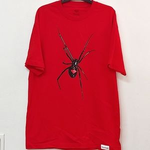 Diamond Supply Co. Black Widow Tshirt